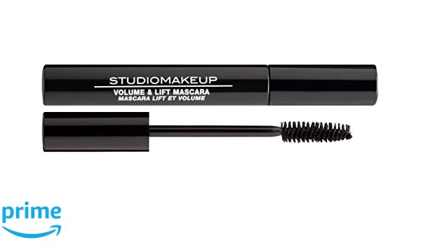 Amazon.com : STUDIOMAKEUP Volume and Lift Mascara, Black, 0.27 Fluid Ounce : Beauty