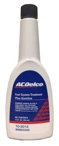 GM Fuel System Treatment Plus - 88865595 by General Motors