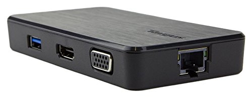 Targus USB Multi-Display Adapter Black, ACA928EUZ (Black) by Targus