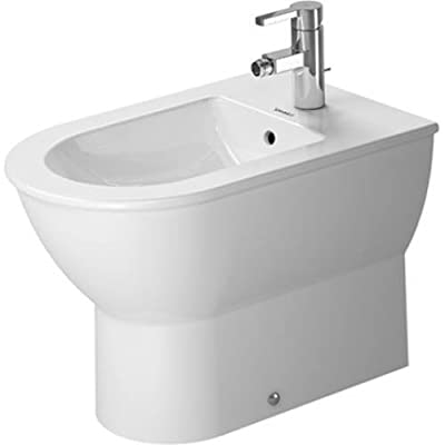 "Darling New 15.75"" Floor Mount Bidet"