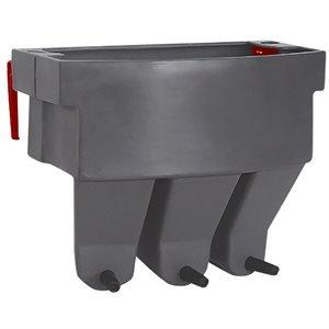 Milk Bar 3 Compartment for Calves w/EZ-Lock by Milk Bar