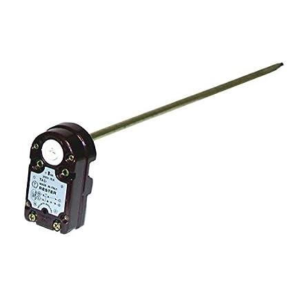Ariston - Termostato con caña RESTER - TAS 370 MONOFASICO - : 696008