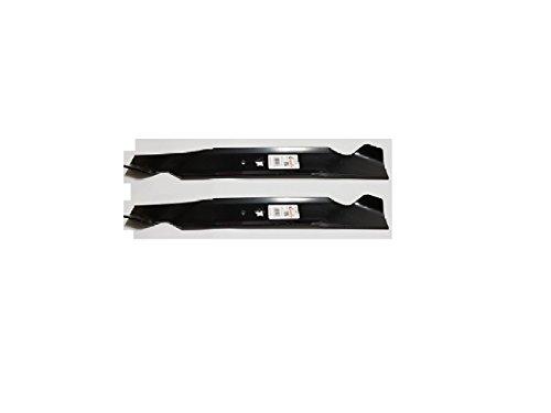 - (2) Blades Replace Cub Cadet MTD 942-04244 942-04290 LTX1046 LTX1045 46