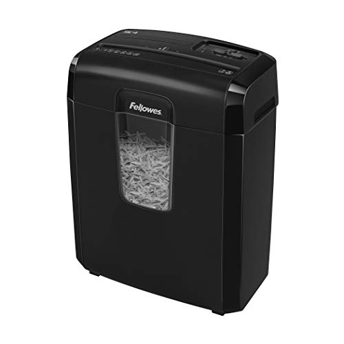 Fellowes 9C4 Powershred Cross-Cut