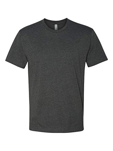 Next Level CVC Crew Tee (6210) -CHARCOAL -XL from Next Level