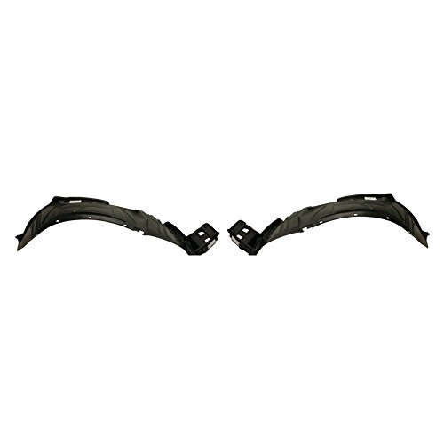 Fender Liner for 2004-2005 Acura TSX Front Driver and Passenger Side Set of 2