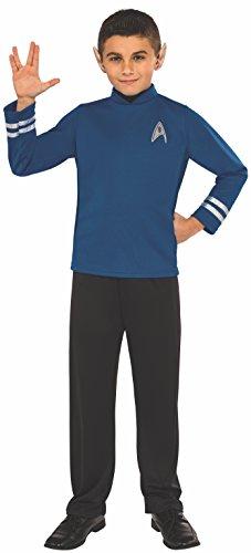 Rubie's Costume Kids Star Trek: Beyond Spock Costume, (Spock Star Trek Costume)