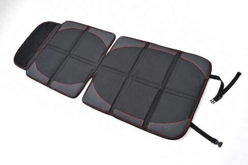 Car Seat Protector Durable Auto Cover with Backseat Organizer Kick Mat Protector for Child & Baby Cars Seats