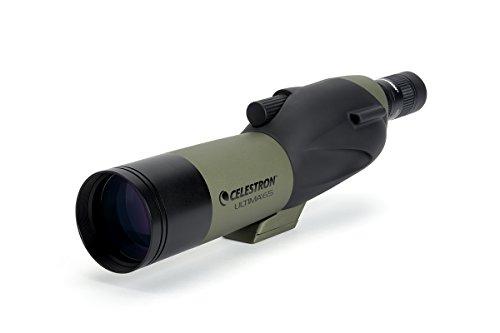 Celestron Ultima 65 18 to 55x65 Straight Spotting Scope