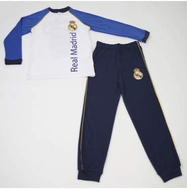 10XDIEZ Pijama niño Real Madrid campeones 206n - Medidas ...