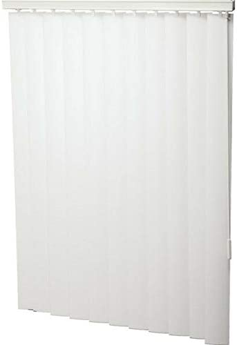 LPS lowpricesupply 110W x 96L White 3-1 2 Vertical Blind