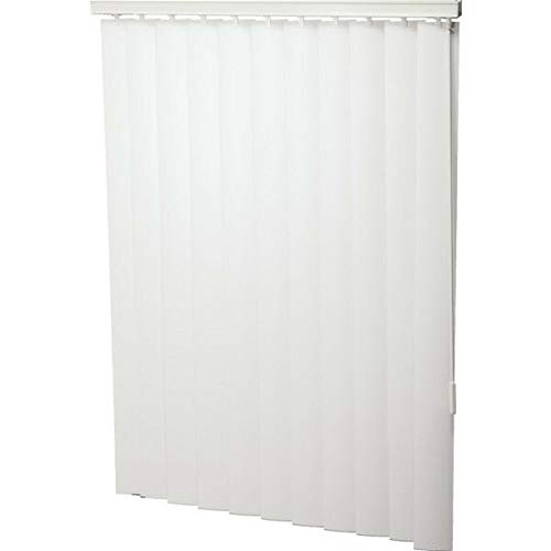 LPS 110W x 96L White 3-1/2″ Vertical Blind