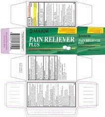 [3 Pack] Pain Reliever Plus Tablets, 100/bottle *Compare TO the active ingredients in EXCEDRIN Extra Strength & Save!*