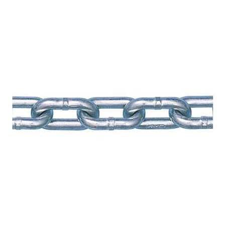 Chain, 20 ft., 2650 lb., Hot Galvanized