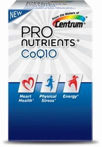 ProNutrients Centrum CoQ10 - 30 Mini Gels