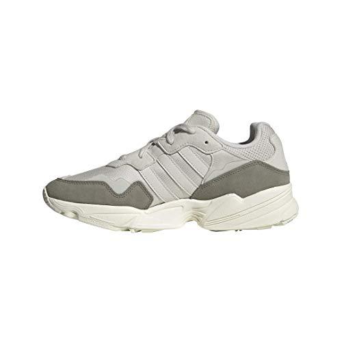 adidas Originals Men's YUNG-96 Running Shoe, raw White/raw White/Off White, 12 M US (Tillys Kids Girls Shoes)