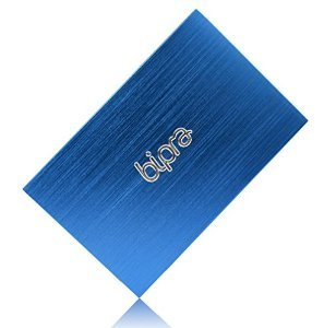 MasterStor 640GB Portable Hard Drive USB 2.0 FAT32 Slim 2.5 inch Hard Drive For Leptop External Hard Disk Drive 1 Year Warranty Blue