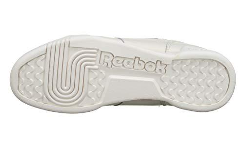 Hombre Blanco Reebok Zapatillas Deporte De RxtWwFqO8