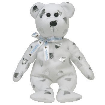 TY Beanie Baby - Creamy the Hershey Bear (Walgreen's Exclusive)
