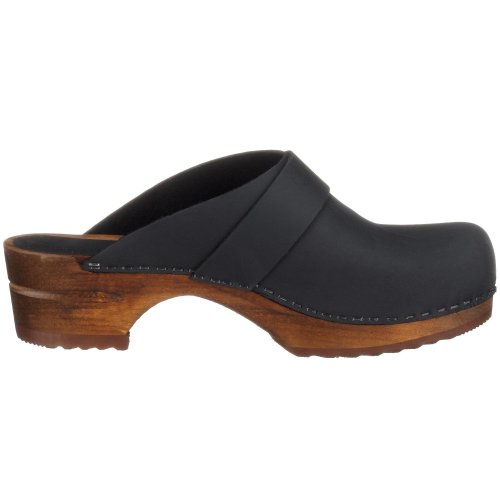 Sanita Urban Open Oil Women's Clog Black find great online discount collections 033sJRp4wp