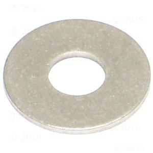 Hard-to-Find Fastener 014973121419 Flat Washers, 1/4, Piece-50