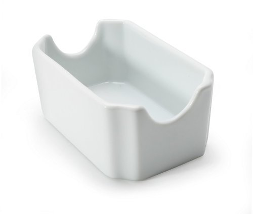 (BIA Cordon Bleu White Porcelain Sugar Bag Holder)