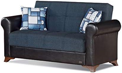 Amazon.com: BEYAN LS 2018 Hudson Upholstered Living Room ...