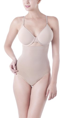 Lipo in a Box Firm Control High-Waist Brief 1655102 Nude Medium