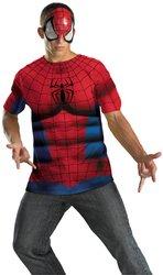 Morris Costumes Spiderman Alt No Scars 50-52