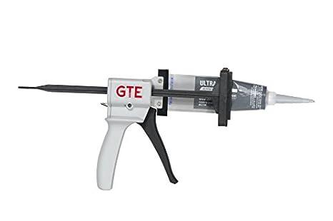 GTE Herramientas masterbead Pistola Dispensador de o silicona adhesiva para tubos de aluminio de hasta 2.5 automático Reload suave disparador Acción alta ...