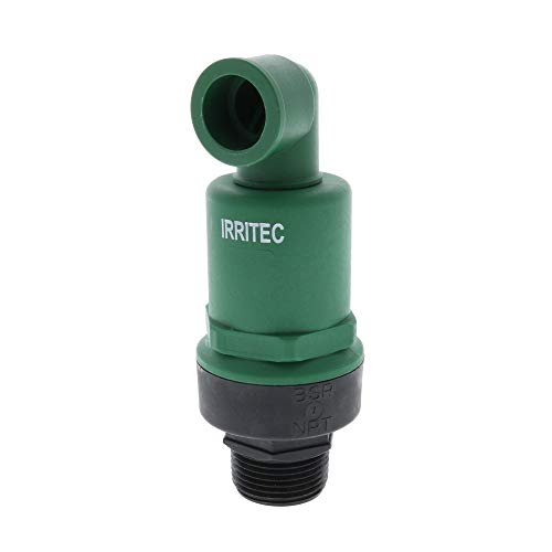 Drip Depot Continuous Auto Air Vent/Vacuum Relief Valve by Irritec - Size : 1 -