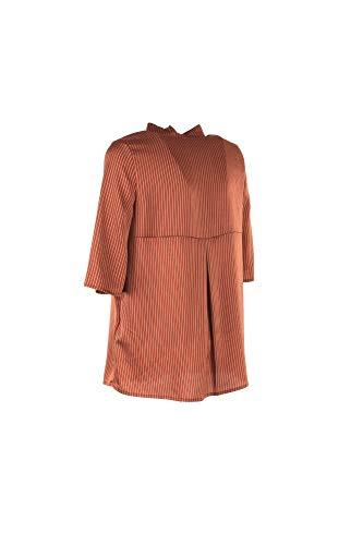 Anonyme Autunno Marrone A168ft130 2018 Inverno Camicia Donna M 19 rz6cgran
