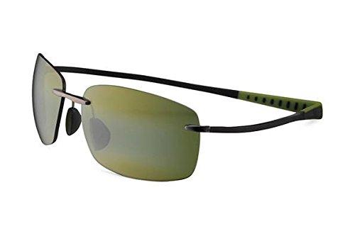 Maui Jim Kumu Polarized Sunglasses Gunmetal / Maui HT One - Oval & Jim Round Sunglasses Maui