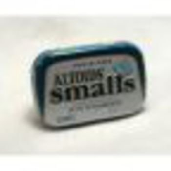 - Altoids Wintergreen Sugar-Free Smalls (27 Pieces) - Altoids Wintergreen Sugar-Free Smalls. 50 In Reclosable Metal Case.