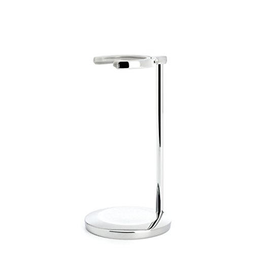 MUEHLE Stand for shaving brushes with chrome-plated
