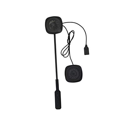MH03 Motorcycle Helmet Headsets Stereo Speaker for Motorbike Scooter Intercom Wireless Headphones