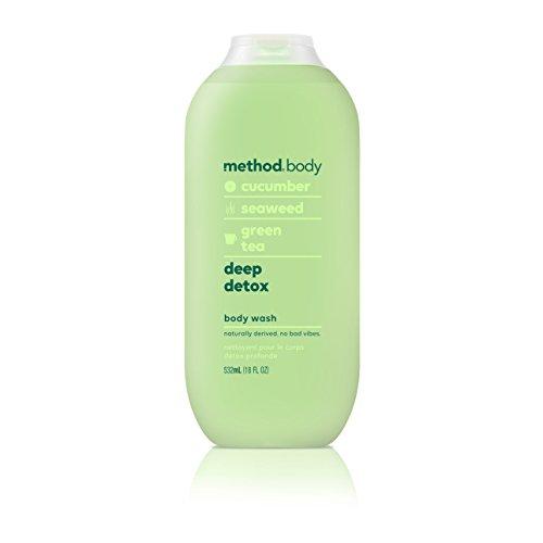 Method Body Wash, Deep Detox, 18 Ounce (6 ()