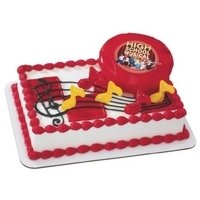 - High School Musical CD Case - Cake Decorating Set