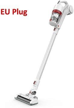 Aspiradora inalámbrica 2 en 1 aspirador de mano y tipo vertical inalámbrica Estante colgante Modos de succión de gran alcance Two Pared gratuito Aspiradora (Color : EU Plug): Amazon.es: Bricolaje y herramientas