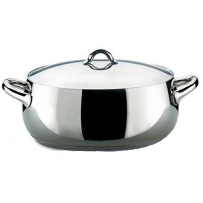 Mami by Stefano Giovannoni 6.5-qt. Oval Casserole by Alessi (Image #1)