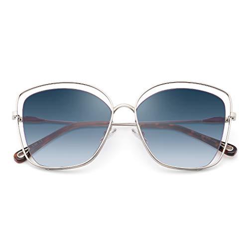Des de soleil de Light Lunettes rétro C Couleur lunettes Sport Driving A Femme Soleil psychédéliques Mirror New Fashion r5BErwq