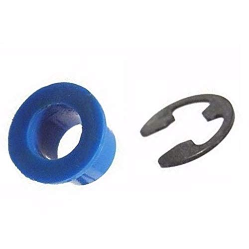 Automatic Shifter Bushing Cable Repair Kit Polyurethane For 04-10 Toyota Sienna 3.3L 3.5L 2004 2005 2006 2007 2008 2009 2010 ()
