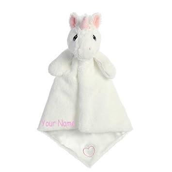 Amazon Com Personalized Sparkle Unicorn Luvster Plush Stuffed