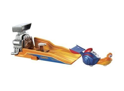 [1 X Dreamworks TURBO Launcher by Mattel] (Turbo Launcher)
