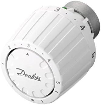 Blanc Danfoss 014G1102 Tête Électronique Bluetooth Eco