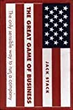 img - for The Great Game of Business: The Only Sensible Way to Run a Company by Jack Stack (1992-05-01) book / textbook / text book