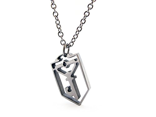 ingress-resistance-key-necklace-stainless-steel-length-45-5cm