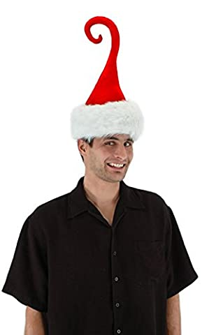 elope Curly Q Santa (Classic Cappello Pin)
