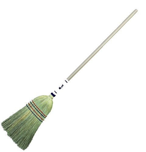 amish corn broom - 2