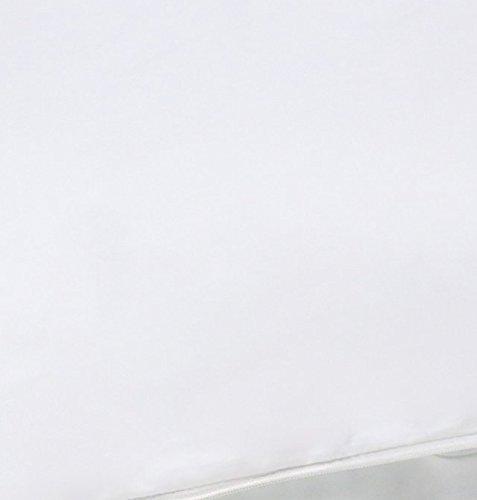 CiCiDi Seitenschl/äferkissen Kissen-Bezug 40x145 cm Bewaldeter Br/ückenhafen zwischen Sonnenaufgang Seelandschaft Atmungsaktives Kissenh/üllen mit Rei/ßverschluss Baumwollen und Polyester